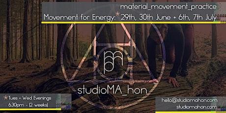 (M_M_P ) MOVEMENT 4 ENERGY tickets