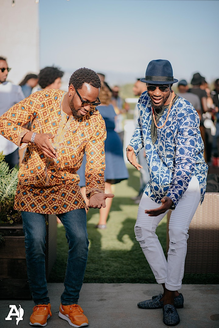 PENT ROOFTOP PARTY hosted by Afropolitan image