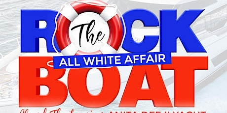 ROCK THE BOAT  (ALL WHITE AFFAIR) tickets