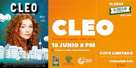 CLEO / Cine Alemán tickets
