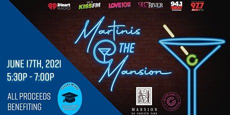 Martinis at the Mansion Benefiting Future Minds Literacy & Adult Education tickets