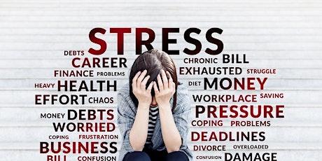 Stress Free Living- Online Class tickets