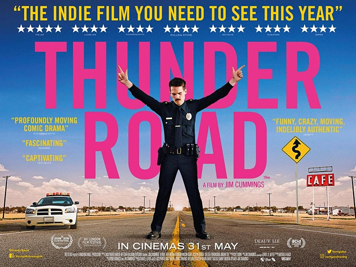 Imagen de Thunder Road / Sábado de Cine