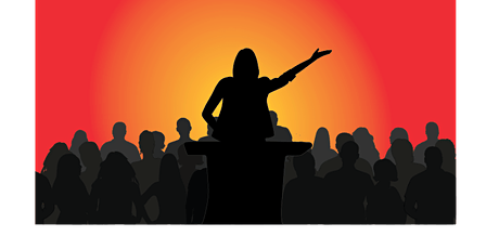 Public Speaking - Workshop and Experience (1.5 Hours, Every Wednesday) biglietti