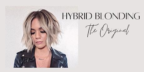 Hybrid Blonding -The Original tickets