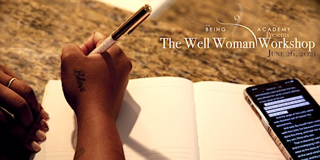 The Well Woman Workshop tickets