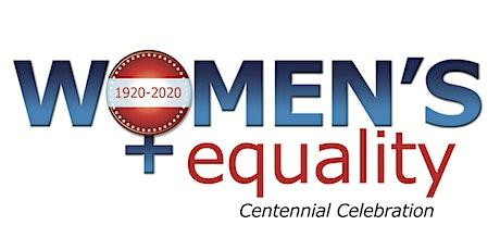 Women's Equality Centennial Celebration Luncheon tickets