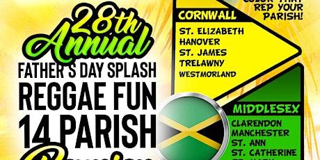 28th Annual Father's Day Reggae Fun Splash tickets