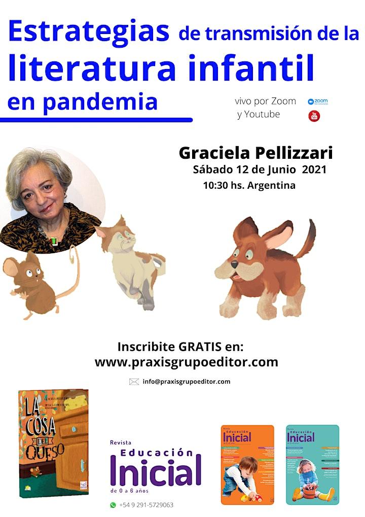 Imagen de Estrategias de trasmisión de la Literatura Infantil en pandemia.