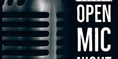 Open Mic Comedy Night tickets