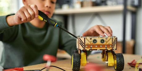 Robotics with Microbit Summer Camp Immersion [online] tickets