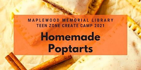 Create Camp - Homemade Pop-Tarts tickets