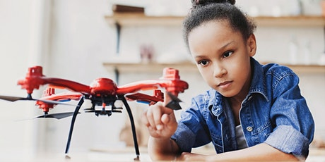 Coding a Drone Summer Camp Immersion [online] tickets
