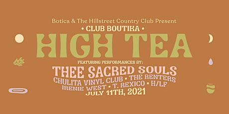 HIGH TEA: Music and Arts Festival &  Fundraiser tickets