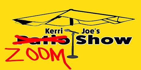 Kerri & Joe's Zoomatio Show tickets