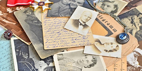 Family History: Research and Discovery tickets