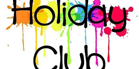 Holiday Club 2021 tickets