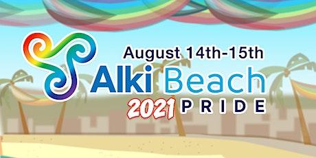Alki Beach Pride tickets