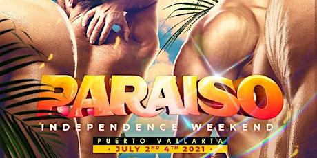 Paraiso Independence Weekend entradas