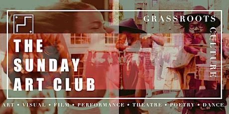 The Sunday Art Club tickets