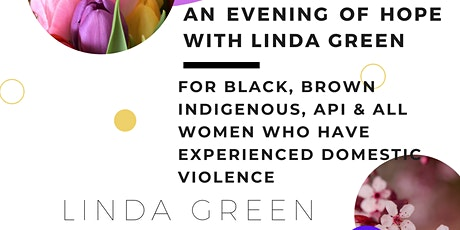 An Evening of Hope with Linda Green tickets