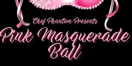 Pink Masquerade Ball tickets