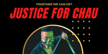 Dinner Scene Fundraiser: Justice for Chau tickets