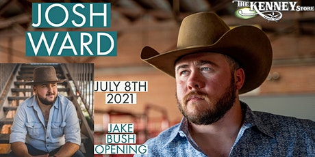 Josh Ward Acoustic With Jake Bush tickets