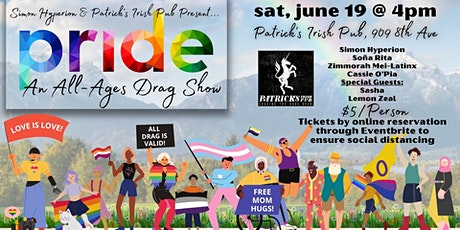 PRIDE: An All-Ages Drag Show tickets