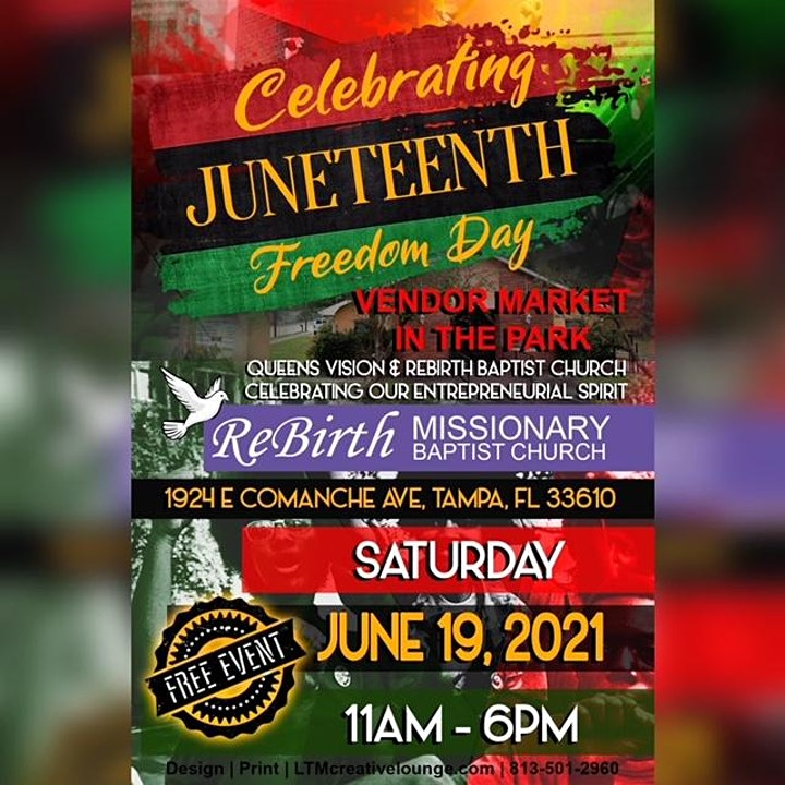 JUNETEENTH FREEDOM  DAY image