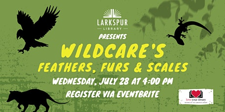 Wildcare's Feathers, Furs and Scales tickets