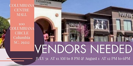 Vendor Shopping Expo 2021 Weekend Event tickets