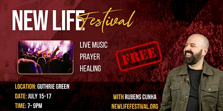 New Life Festival - Come find hope! tickets