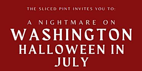 Halloween In July tickets