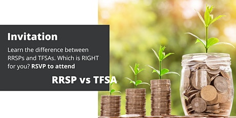 RRSP vs TFSA What You Need To Know tickets