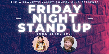 Friday Night Stand-Up w/ Mohanad Elshieky (Conan, EPIX) & Jeremiah Coughlan tickets