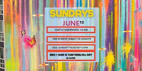 Quartyard Sundays: Castle Queenside tickets