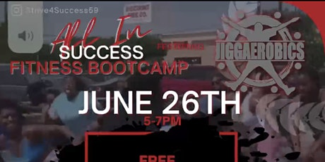 All In Success Fitness Bootcamp tickets