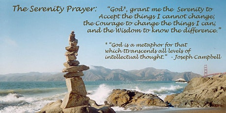 The Geometry of the Serenity Prayer: cool concept to practical tool entradas