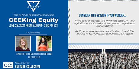 CEEKing Equity: A Cooperative Conversation tickets