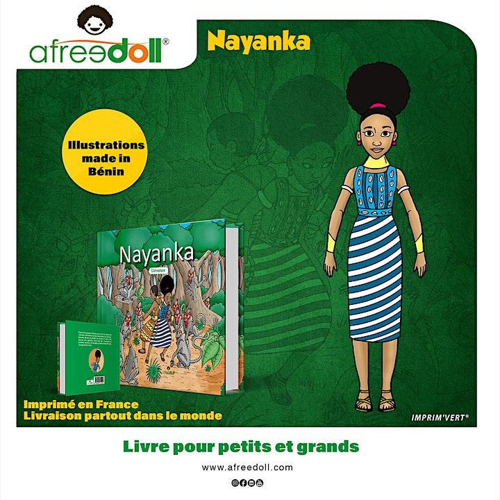 """Image pour Séance dédicace du livre """"Nayanka l'aventure"""""""