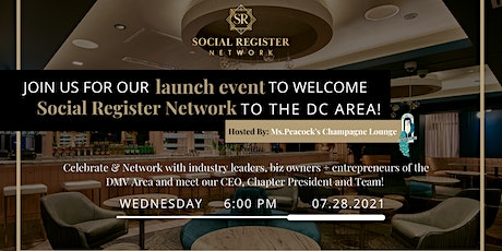 Washington DC: Launch & Business Networking Event tickets