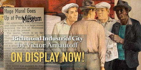 Victor Arnautoff & Richmond Industrial City with  Robert Cherny tickets