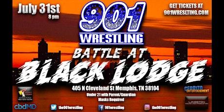 901 Wrestling - Battle at Black Lodge tickets