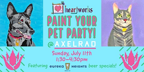 Paint your Pet Party! tickets