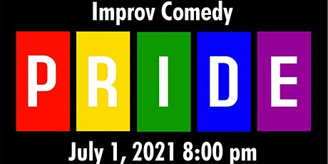UP Improv Pride Night tickets