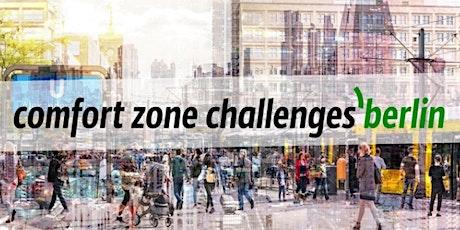 comfort zone challenges'berlin #26 tickets
