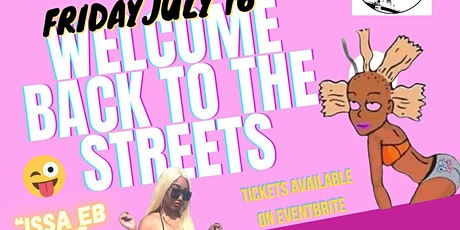 Welcome back to streets tickets