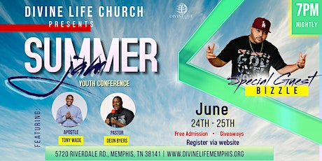 Summer Jam Youth Conference tickets