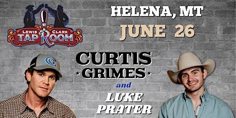 Curtis Grimes & Luke Prater tickets